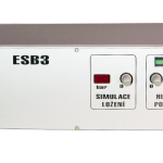 Rail brake testing device module ESB3
